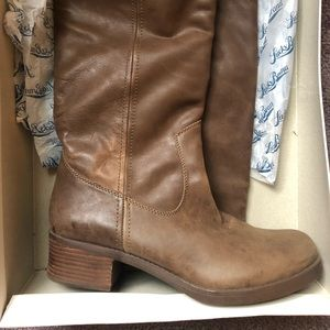 [LUCKY BRAND] Brown Riding Boots